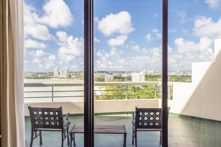 Quaint Penthouse Condo - Tamuning - Ortak mülk
