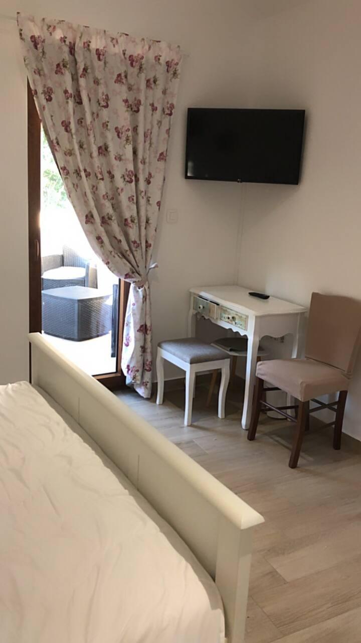 Agroturizam Musizza room4 balkon
