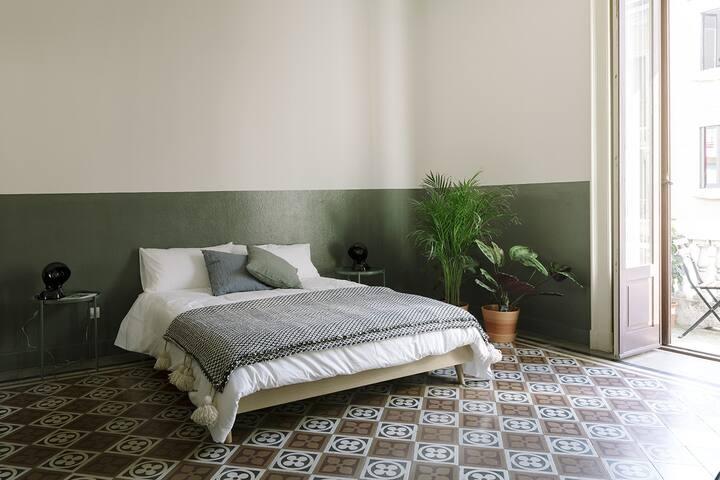 Nolita Guest House ::: Ca' Granda Room