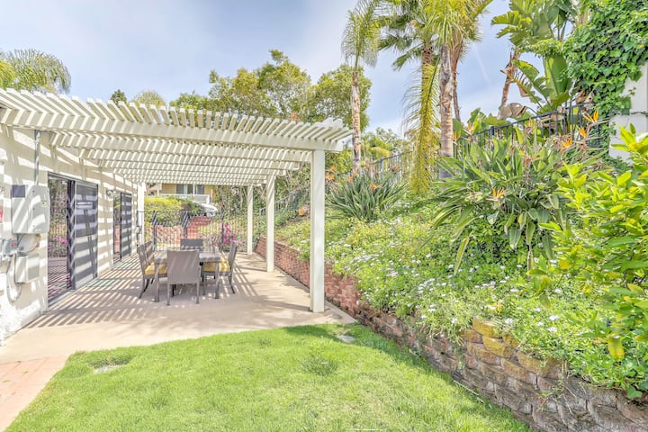 Laguna Niguel House Single Story 4 Miles to Beach!