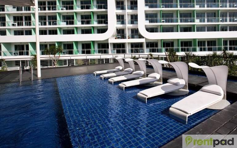 Beachfront Unit ..Azure Condominium