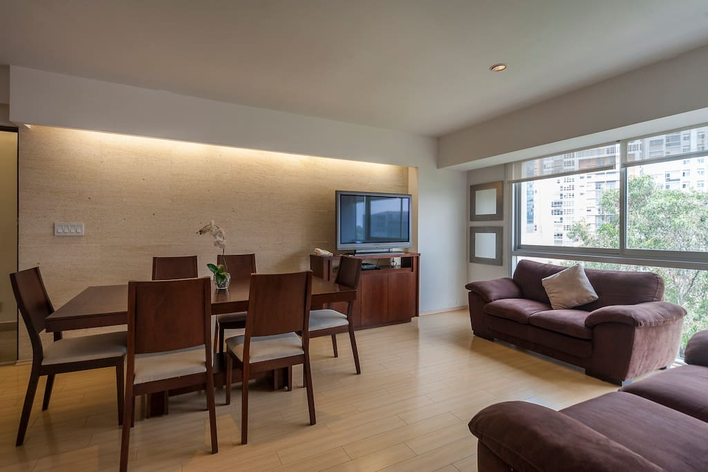 Polanco 3bed 2bath Amenities Antara Apartments For Rent