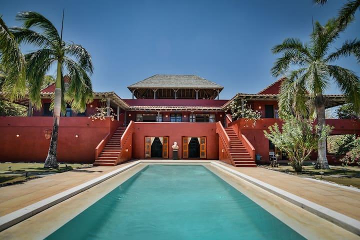 Luxury Ocean View Villa Esplendorosa