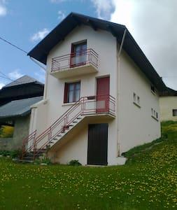 Col du Chaussy - Pontamafrey-Montpascal