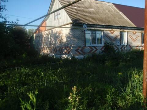 дом для большой семьи в экологически чистом месте.