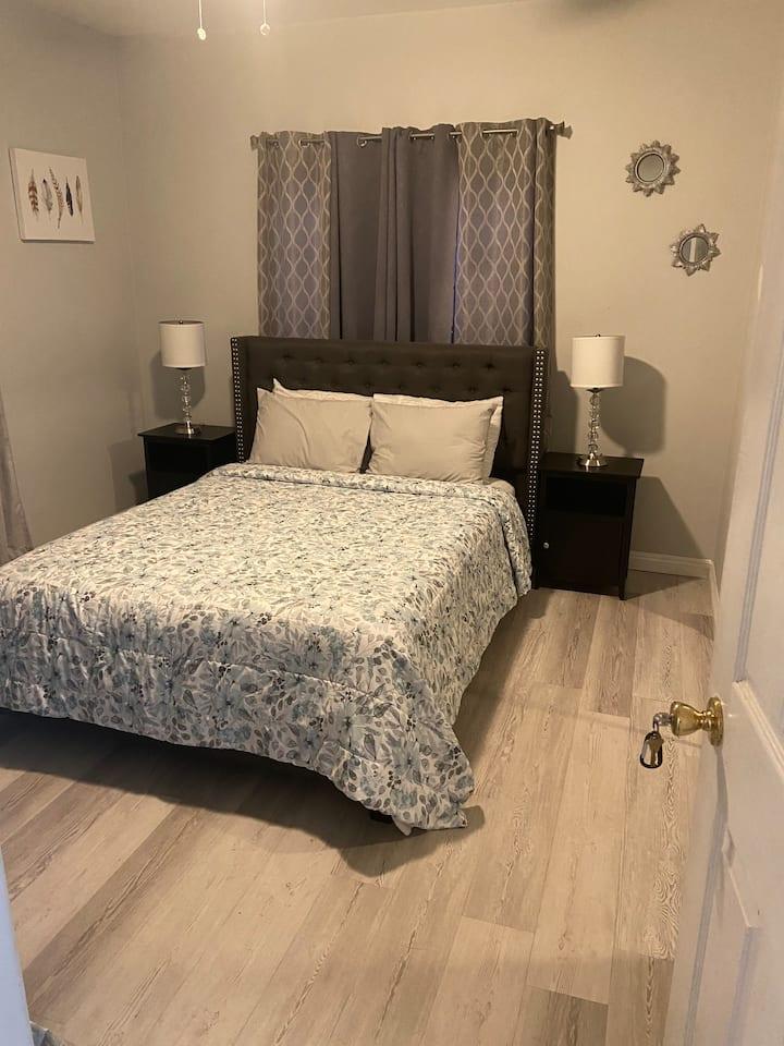 Elegant Queen Bedroom