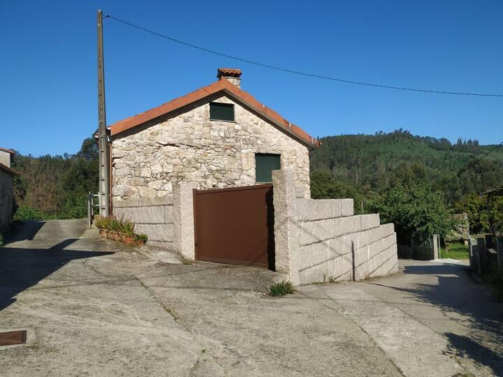 Casa rural en Pontevedra