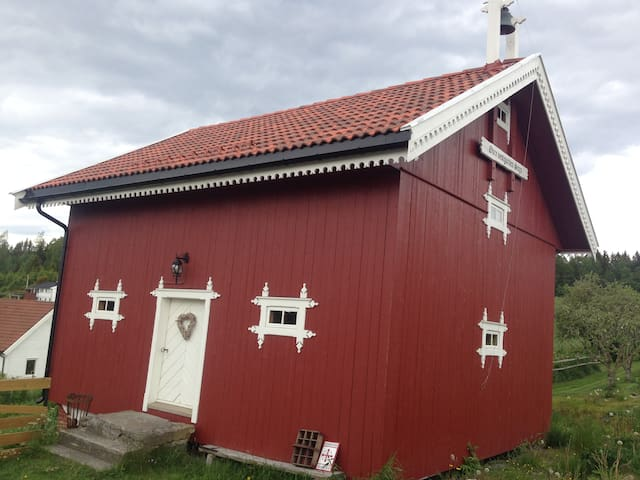 Sogn Pilegrimsherberge (stabbur)