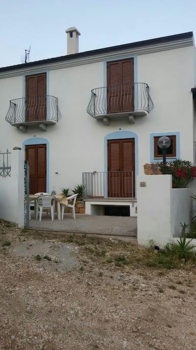 piano terra in nuova villetta h user zur miete in cala gonone sardegna italien. Black Bedroom Furniture Sets. Home Design Ideas