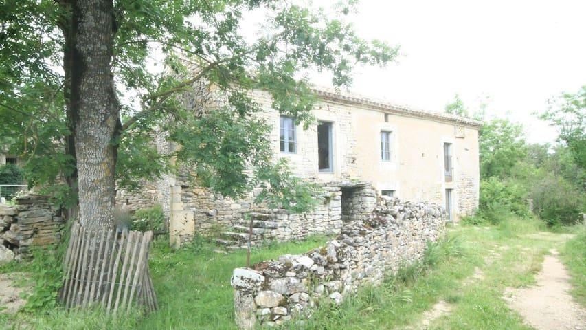 Maison Quercynoise a Lalbenque - Lalbenque - Dom