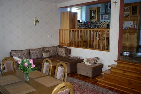 2 Bedroom House with small garden - Wrocław - House