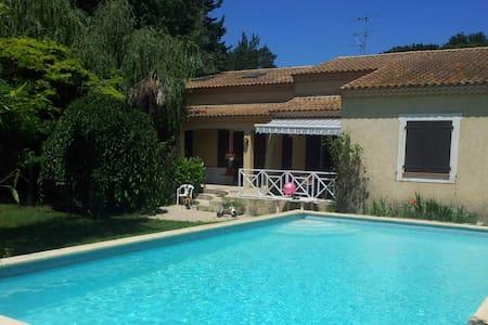 Belle Villa en Camargue dispo du 14 au 25 juillet.