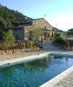 Gerestaureerde boerderij Castellon - Atzeneta del Maestrat - Rumah