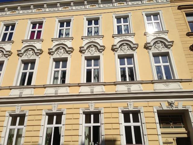 Große klassische Wohnung Garten nahe Schönbrunn