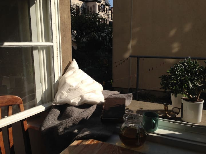 charming flat in the middle of Neustadt