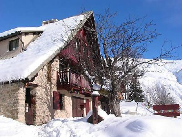 Magnifique appartement dans chalet - ORCIERES MERLETTE - Chalet