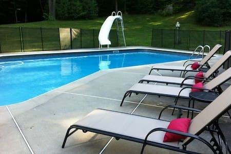 Ground Floor Suite with pool access - Monroe