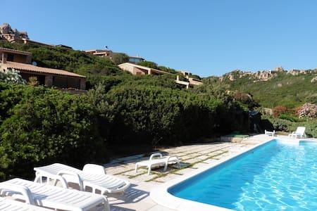 Villa Olivastro con piscina