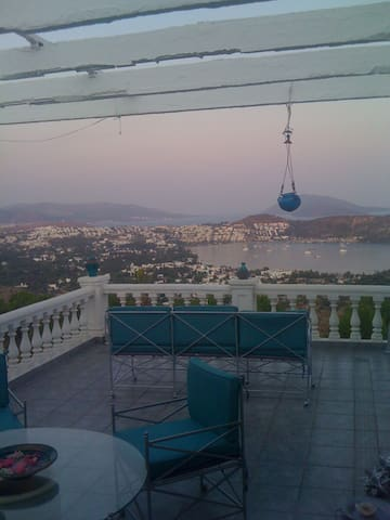 Villa with Amazing view in Bodrum
