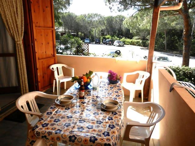 Appartamento residence a Platamona - Arboriamar - Byt