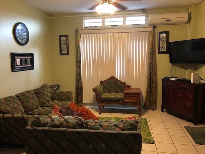 Cozy Trini Carnival Accommodation