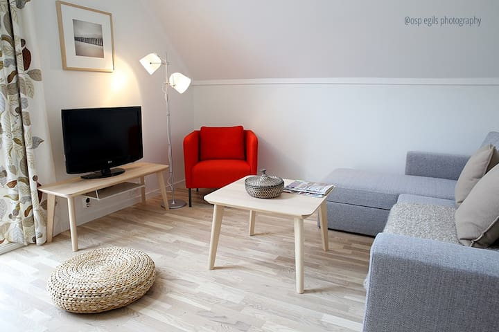 A Gem- hotel apartments in a fjord close to Bergen - Modalen - Daire