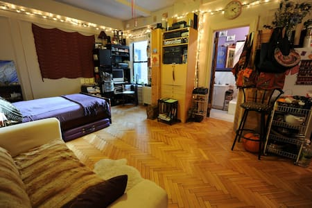 Midtown Pied-a-terre - New York - Wohnung