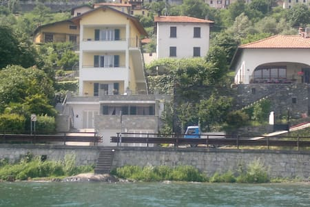 Studio  terrific lake view close  to Menaggio - San Siro - Apartment