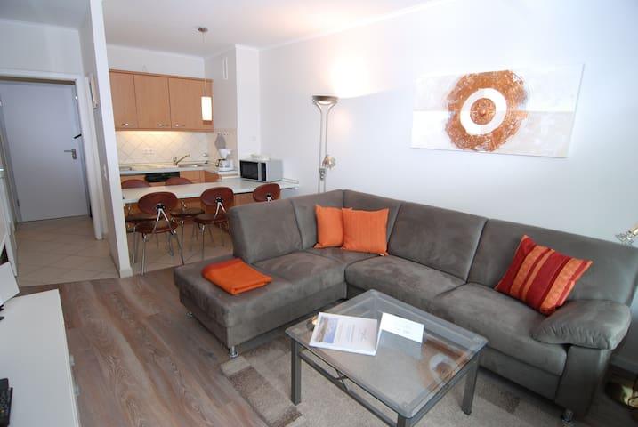 Ferienwohnung/App. für 4 Gäste mit 43m² in Grömitz (58992)
