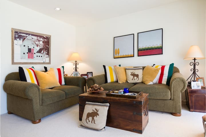 Updated Racquet Club Townhome - Park City - Stadswoning