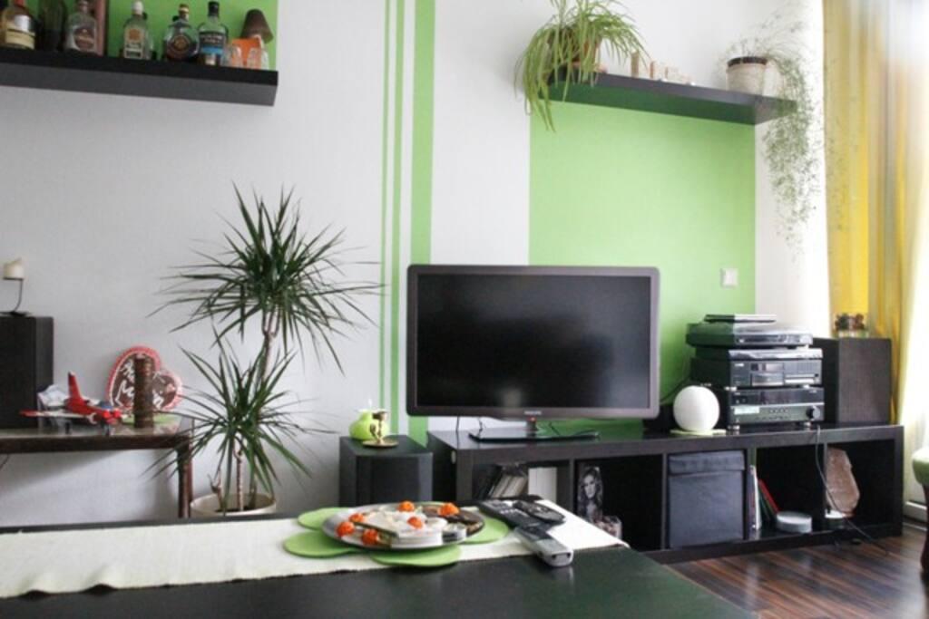 Living Room - Wohnzimmer