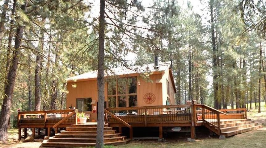 Black Butte Ranch Golf Home 217