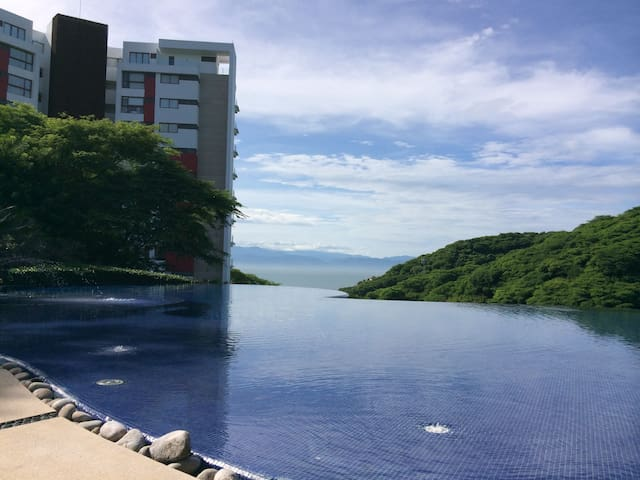Luxury Condo - Alamar Vallarta - La Cruz de Huanacaxtle - Apartment