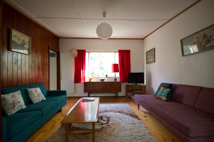 The Sleepy Louise 1960's beachhouse - Walkerville