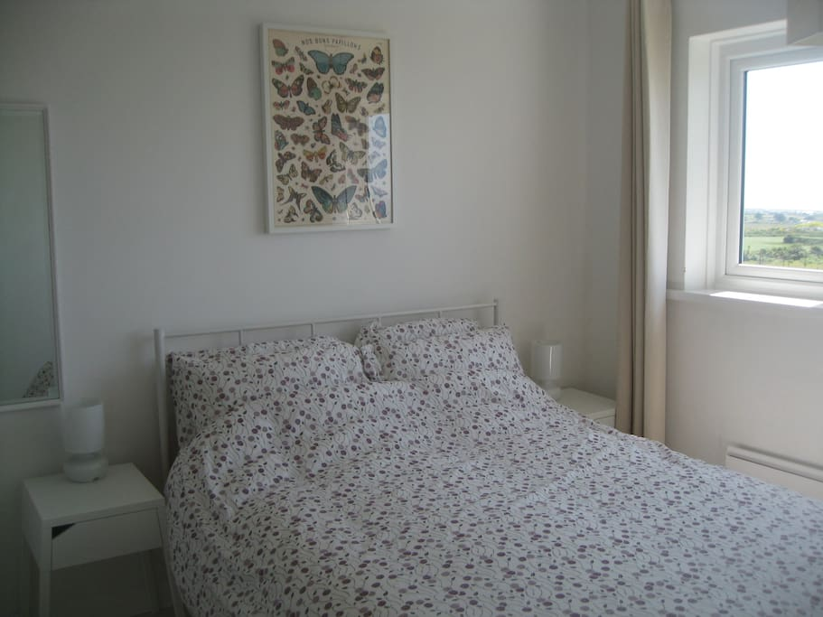 The white room - double bedroom.