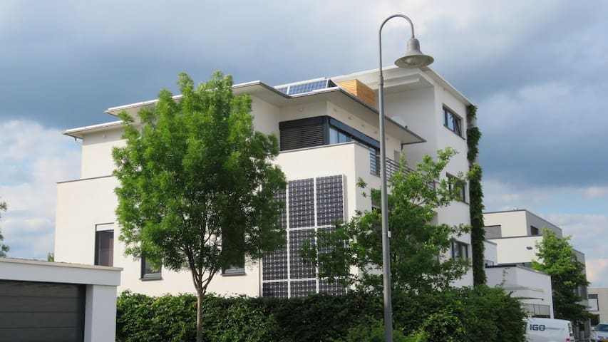 WG2 Penthouse Trier Petrisberg