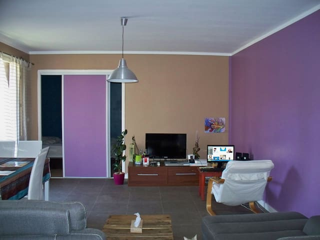 Charmant appartement en résidence - Manosque - Apartment