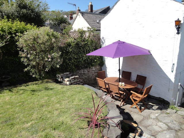 Cottage in the heart of Cornwall - Lostwithiel - Rumah