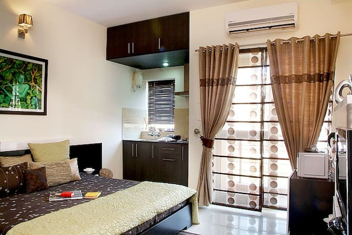 Studio in Vrindavan Omaxe Eternity - Vrindavan - Apartment