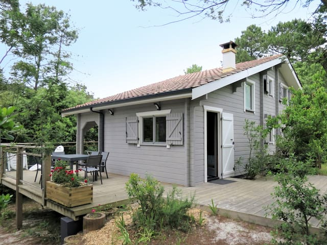 Holiday House l'Escouarte for 8 persons in Maubuisson