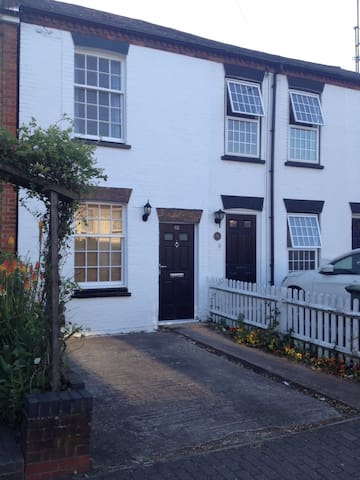 Charming Cottage in St Albans - Saint Albans - Ev