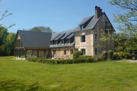 Belle maison au cœur du pays d'auge - Le pin  - Villa