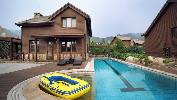 Yi-House·Water - Villa With Swimming Pool