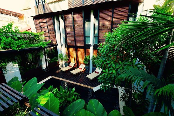 Tonle Tropic Boutique - Krong Siem Reap - Bed & Breakfast