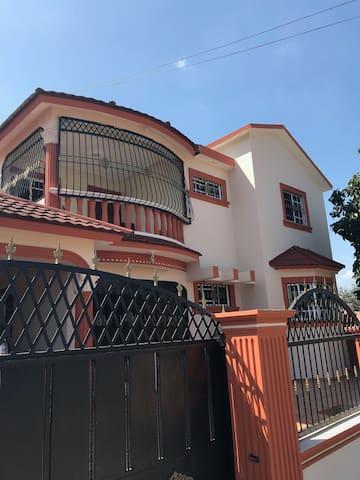 Casa/apartamento segundo nivel Sajoma