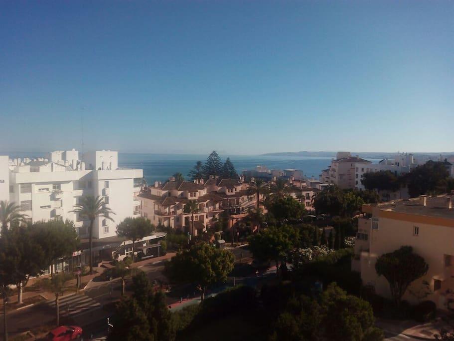 Piso puerto piscina 5mins playa apartamentos en alquiler en estepona andaluc a espa a - Alquiler apartamentos en estepona ...