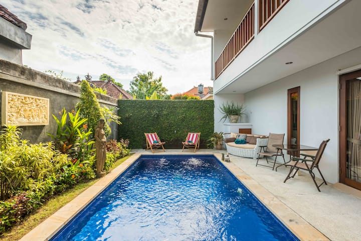 ⭐Your Family-friendly Villa in Sanur Beachside ⭐