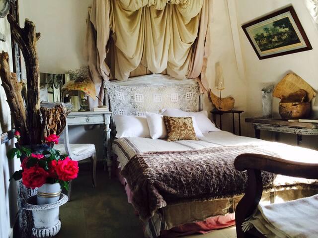 "Chambre de charme ""Nude"" Deauville - Benerville-sur-Mer - Bed & Breakfast"