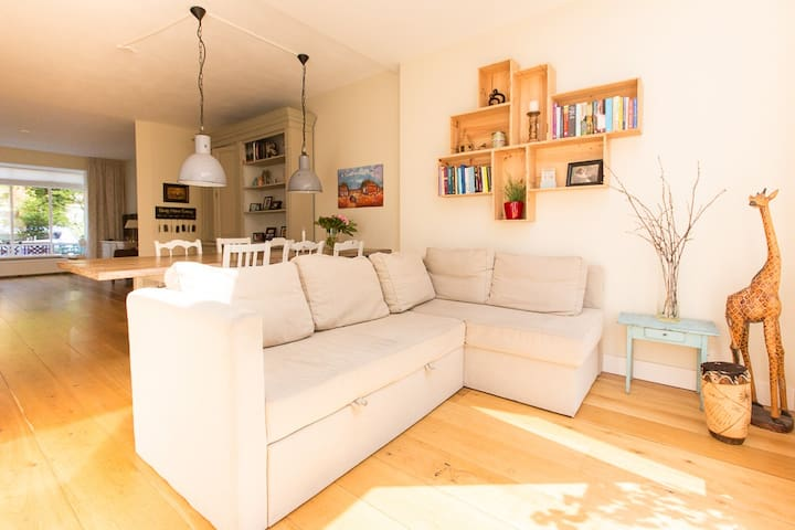 Nice family home: Beach/City/Nature - Den Haag - Casa
