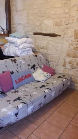 Studio&Relax in Mello (not Cires-les-Mello) - Cires-lès-Mello - Wohnung